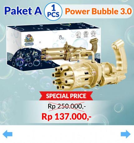 Power Bubble 3.0 [A] logo