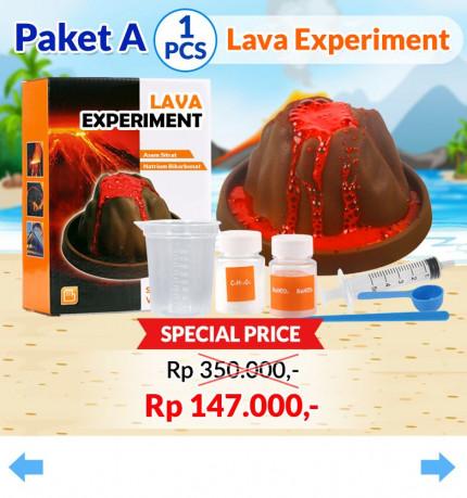Lava Experiment   [A] logo