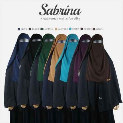 Niqab sabrina logo