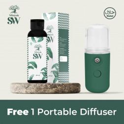 Minyak SW Free Airbiotics Portable Diffuser logo