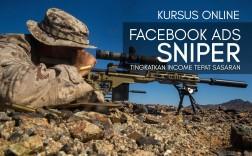 "KURSUS ONLINE ""Facebook Ads SNIPER"" logo"