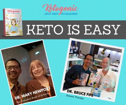 Start Keto + Buku + Flashcard logo