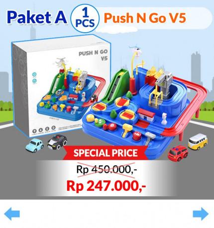 Push N Go V5 [A] logo