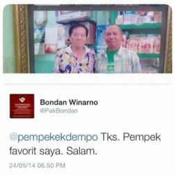 Pak Bondan Winarno (Chef)