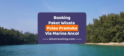 Pembayaran DP [Down Payment] Booking Paket Wisata Pulau Pramuka Via Marina Ancol [DP Rp.300.000/org] logo