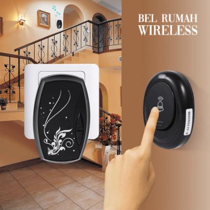 Bel Rumah Wireless logo