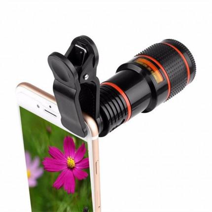 #004  - Lensa Telezoom Jepit