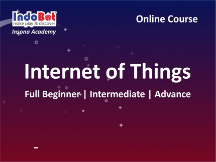 IoT Academy by Indobot logo