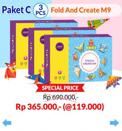 Fold And Create M9 [B]