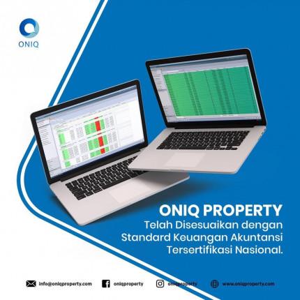 OniqProperty Paket Hunter logo