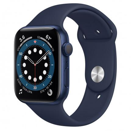 Apple Watch Series 6 40 mm Blue / Deep Blue logo