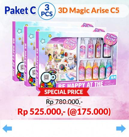 3D Magic Arise C5 [B]
