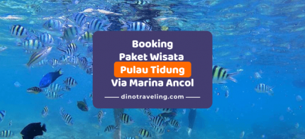 Pembayaran DP [Down Payment] Booking Paket Wisata Pulau Tidung Via Marina Ancol [DP Rp.300.000/org] logo