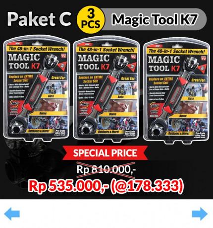 Magic Tool K7 [A]