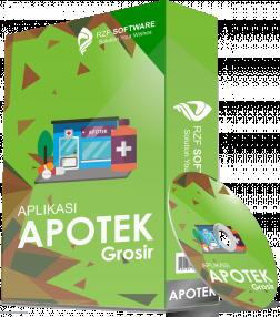 RZF Apotek Grosir store