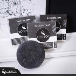 Rodeos Charcoal Soap Wildan