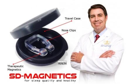 SD MAGNETICS logo