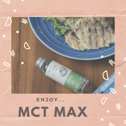 MCT-MAX 250ml