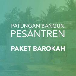 Patungan Pesantren Paket Barokah logo