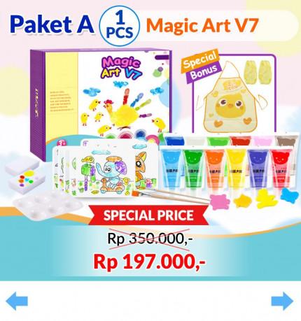 Magic Art V7 [B] logo