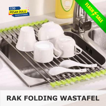 AF RAK FOLDING WASTAFEL logo