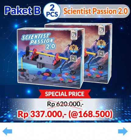 Scientist Passion 2.0 [A]
