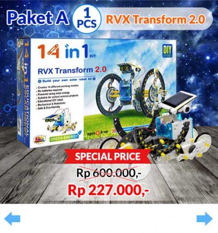 RVX Transform 2.0 [A] logo