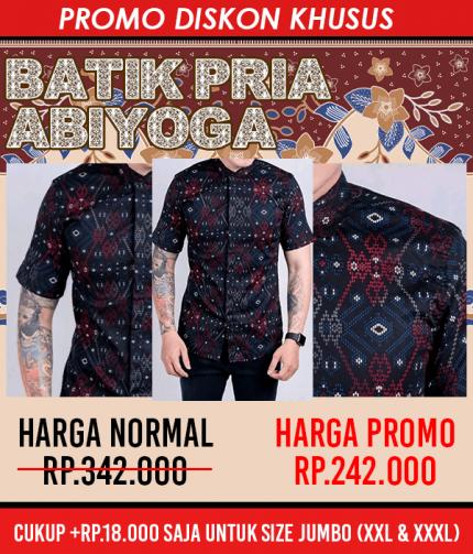Batik Pria Abiyoga - SS logo
