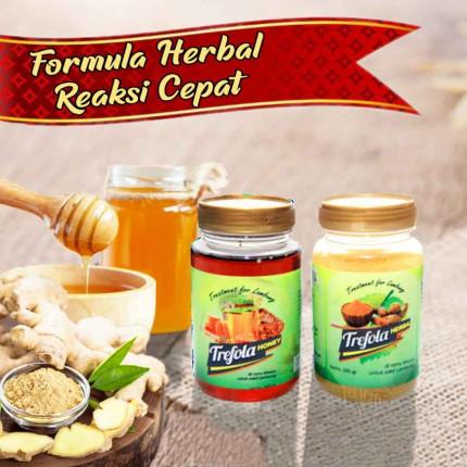 TREFOLA Formula Herbal Untuk Lambung logo
