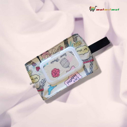 Travelling Tissue Pouch