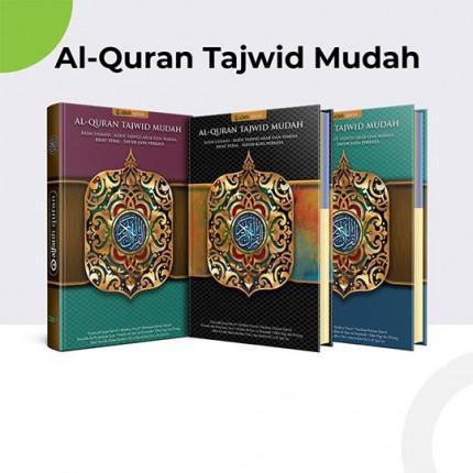 Al-Quran Tajwid Mudah logo