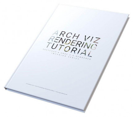 VRAY FOR SKETCHUP INTERIOR RENDERING BOOK