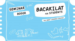 Seminar BOGOR Bacakilat For Students 9/2/20 logo