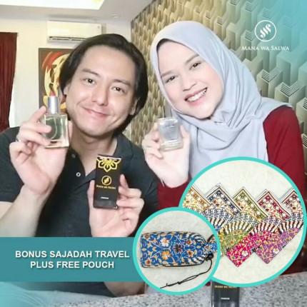 AF PARFUME MANA WA SALWA (Bonus Sajadah Travel + Pouch) logo