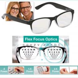 Kacamata Flex Focus Optics logo