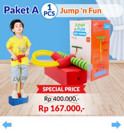 Jump'n Fun [A] logo