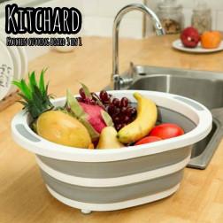 Kitchard Kitchen Cutting Board 3 in 1 logo