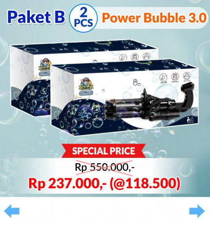 Power Bubble 3.0 [A]