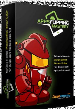 Appsonomy Apps Flipping Mastery logo