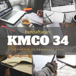 Kelas KMCO 34 logo