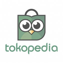 500 Followers Tokopedia logo