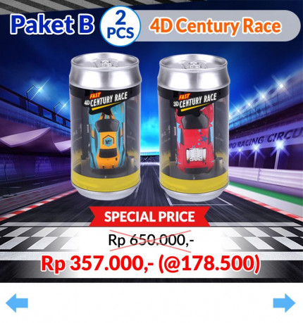 4D Century Race [B]