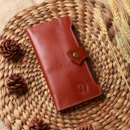 Qileather - F015 Wallet Genuine Leather (COD) logo