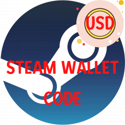 STEAM WALLET USD logo