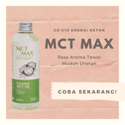 MCT-MAX 250ml logo