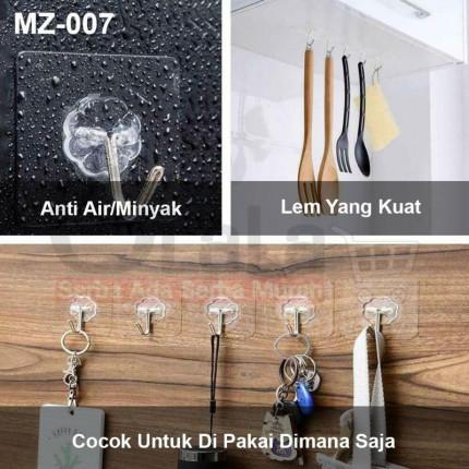 MDR Hook  Transparan Super Kuat (18pcs) (Diskon 40%) logo