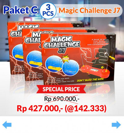 Magic Challenge J7 [B]