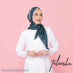 Taleesha Hijab Square Motif Laser Cut logo