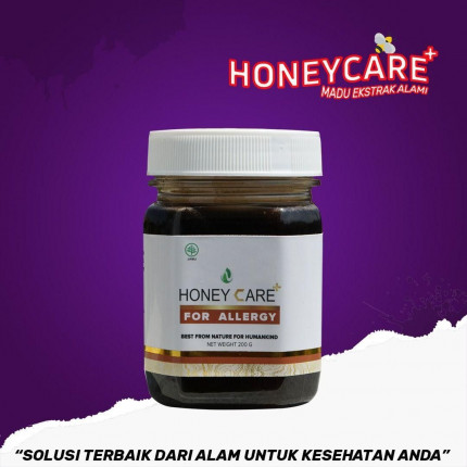 Honey Care Alergi logo