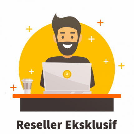 KB Reseller EKSKLUSIF logo